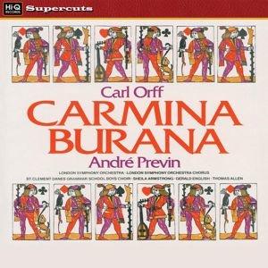 Orff/Carmina Burana (180 Gr.LP)
