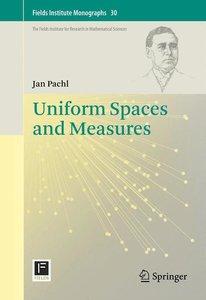 Uniform Spaces and Measures