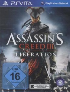 Assassinss Creed 3 - Liberation (PS Vita)