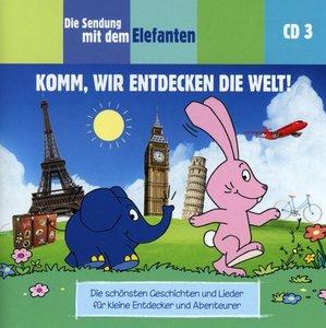Die Sendung mit dem Elefanten - CD 3