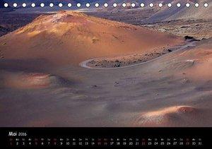 Lanzarote (Tischkalender 2016 DIN A5 quer)