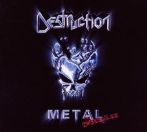 Metal Discharge Remastered+Bonus Tracks - zum Schließen ins Bild klicken