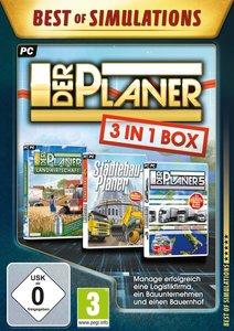 Der Planer: 3 in 1 Box