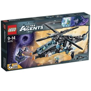 LEGO® 70170 - Ultra Agents UltraCopter vs. AntiMa.