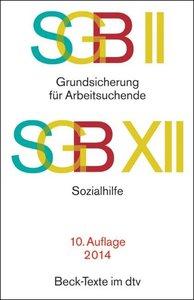 SGB II: Grundsicherung für Arbeitsuchende / SGB XII