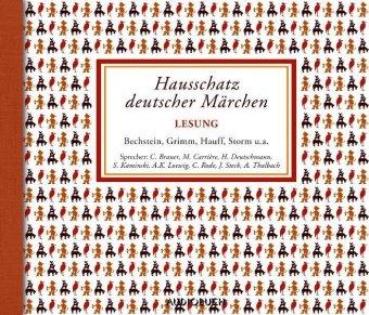 Hausschatz Deutscher Märchen - zum Schließen ins Bild klicken