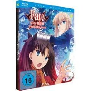 Fate/stay night - Blu-ray 3 - Limited Edition