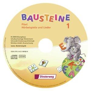 Bausteine Hörbeispiele und Lieder zur Fibel. Audio CD