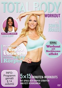 Total Body Workout mit Sonya Kraus