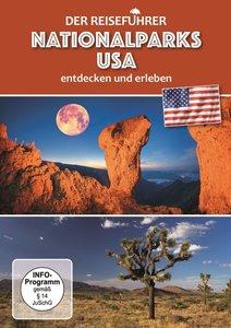 Der Reiseführer - Nationalparks USA