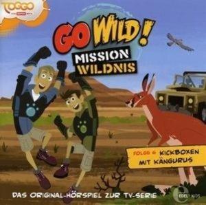 Go Wild! - Mission Wildnis 06. Kickboxen