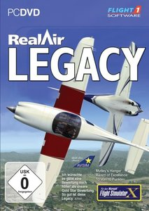 AddOn FSX Flight Simulator X RealAir Legacy