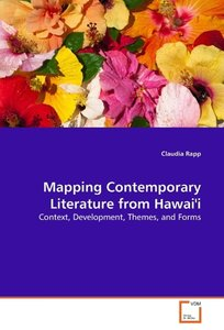 Mapping Contemporary Literature from Hawai'i