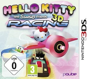 Hello Kitty und Sanrio Friends - 3D Racing