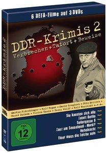 DDR - Krimis 2