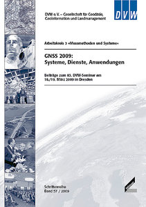 GNSS 2009: Systeme, Dienste, Anwendungen