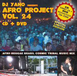 Afro Project Vol.24