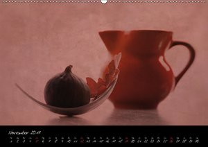 Frische Früchte Kalender