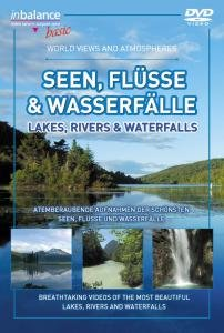 Seen,Flüsse & Wasserfälle-DVD