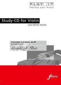 Concertino in d minor, op. 81, d-moll