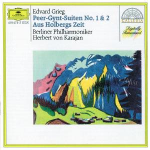 Peer Gynt Suiten 1,2/Holberg Suite/+