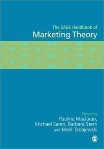 The Sage Handbook of Marketing Theory