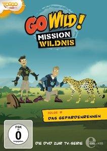Go Wild! - Mission Wildnis 08. Das Gepardenrennen