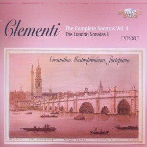 Sämtliche Klaviersonaten für Fortepiano Vol.4