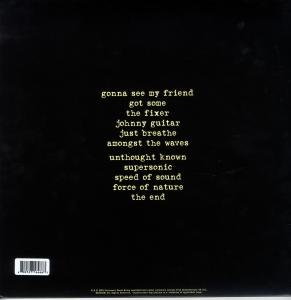 Backspacer (Vinyl)