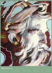 Inspired by Sculpture (Wall Calendar 2015 DIN A3 Portrait)