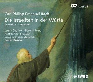 Die Israeliten in der Wüste - Oratorium Wq 238