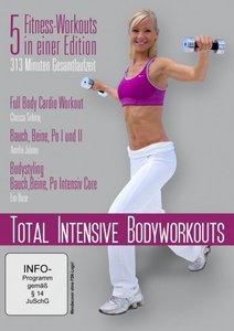 Total Intensive Bodyworkouts - Gesund und Nachhaltig trainieren!