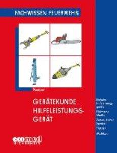 Gerätekunde - Hilfeleistungsgerät