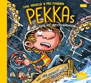 Pekka.Der verrückte Angelausflug