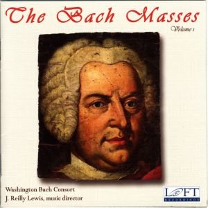 The Bach Masses Vol.1