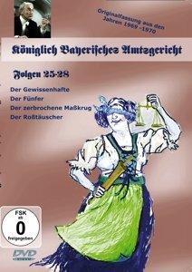 Folgen 25-28,Königlich Bayr.Amtsgericht