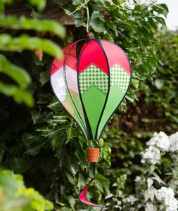 Invento 109810 - Hot Air Balloon Twist Country Style, Windspiel