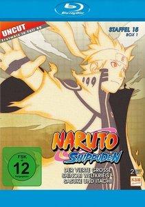 Naruto Shippuden - Staffel 15 - Box 1: Folgen 541-554
