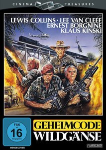 Geheimcode: Wildgänse-Cinema Treasures