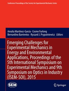 Fifth International Symposium on Experimental Mechanics & Ninth