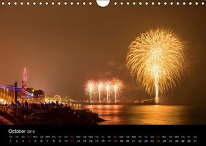 Blackpool and the Fylde Coast (Wall Calendar 2015 DIN A4 Landsca