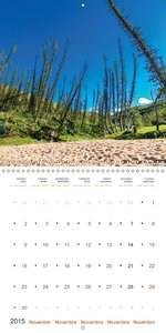 New Caledonia - The Mediterranean of the South Sea (Wall Calenda