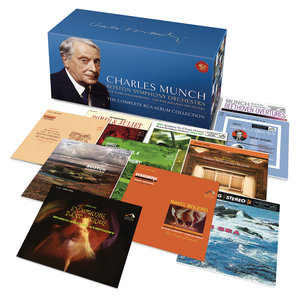 Charles Munch-The Complete RCA Album Collection