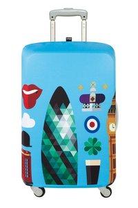 LOQI Luggage Cover HEY London
