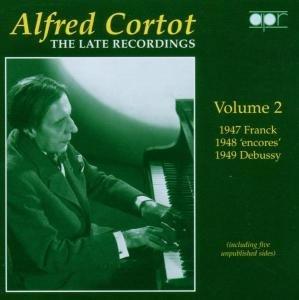 Die späten Aufnahmen Vol.2-1948-49