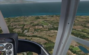 FSX Ground Enviroment X: Tropics Atlantic & Pacific World Editio