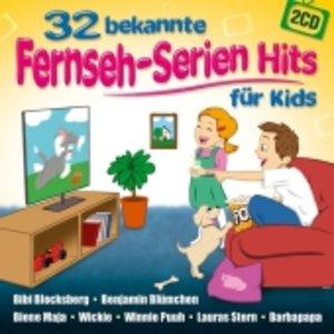 32 bekannte Fernseh-Serien Hits für Kids