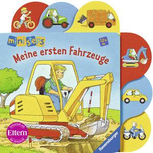 ministeps® Bücher: Meine ersten Fahrzeuge