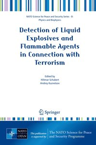 Detection of Liquid Explosives and Flammable Agents in Connectio