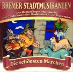 Die Bremer Stadtmusikanten-D
